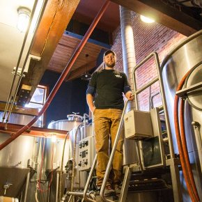 {Northwoods Spotlight} Angry Minnow Brewing Co: Business, Brewing, and Beers (Part Two)