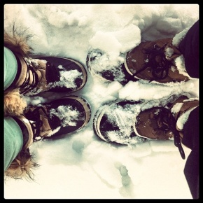 Northwoods Pinspiration: The Let It Snow Edition1.30.14